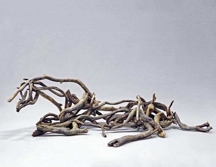 """Kamoe, 2009 bronze 17"""" x 58"""" x 36"""""""