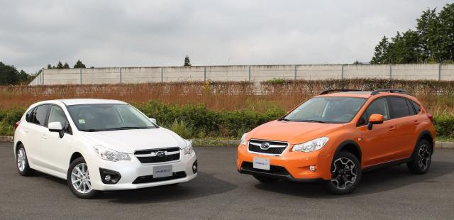 Impreza Vs Xv Crosstrek From Caradvice Au Flipped