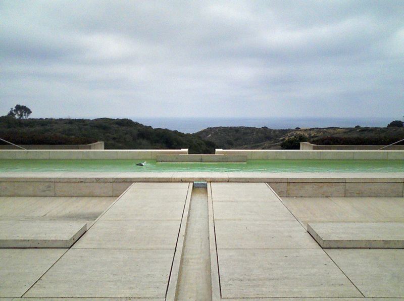 Salk Institute pool